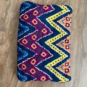 Marc By Marc Jacobs tribal print clutch! Zip pouch